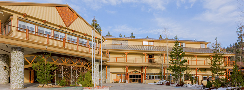The Lodge at Big Bear Lake a Holiday Inn Resort contact us